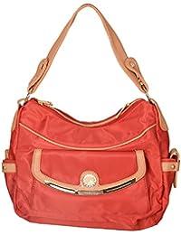 DECOHOME Designer Lipstick Red Fashion Woman Handbags Purses Ladies For Women, Faux Leather Shoulder Bags Cross...