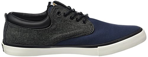 British Knights Juno, Baskets Basses Homme Bleu - Blau (Navy-Black 03)