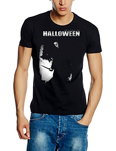(HALLOWEEN a Rob Zombie Movie T-Shirt original , black T-SHIRT, GR.S)