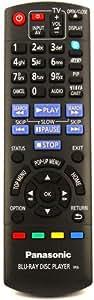 PaNASONIC Télécommande pour lecteur DVD BLU-RAY DMP-BDT110