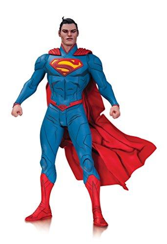 """DC Jae Lee diseño Figura de acción: Superman - Estupendo Detallando - Superman soportes 6.75"""" de alto - Edición limitada - Genial Para Fans De La Personajes y la artista - basado en el Estilos de reconocido Artista JAE LEE"""