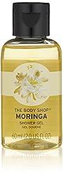 The Body Shop Shower Gel, Moringa, 2. 0 Fluid Ounce