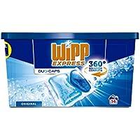 Wipp Express Detergente en Cápsulas - 36 Lavados