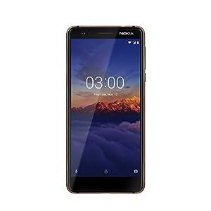 Nokia 3.1 Sim-Free Smartphone - Blue/Copper