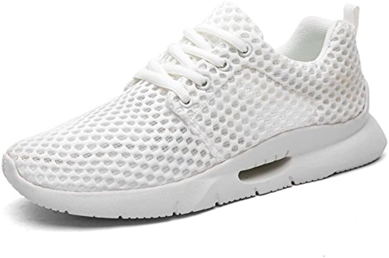 XUE Herren Outdoor Schuhe Casual Sportschuhe Mesh Comfort Low Top Sneakers Laufschuhe Laufschuhe Leichte Schnuumlrschuhe