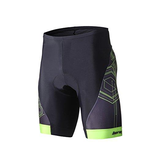 BEROY Cuissard de Cyclisme Confortable pour Homme,...