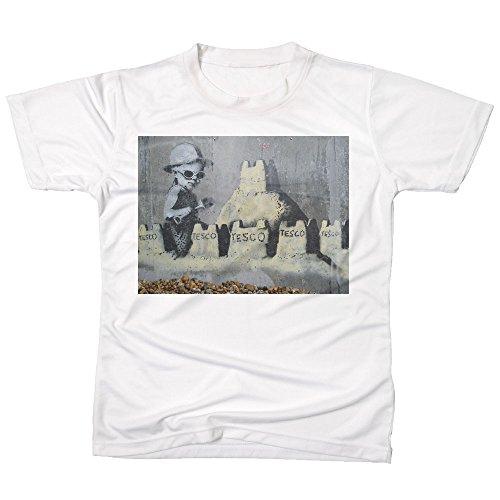 banksy-tesco-sand-castles-mens-t-shirt
