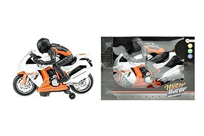 toi-toys–Motorräder, 29045A, Mehrfarbig von Toi-Toys