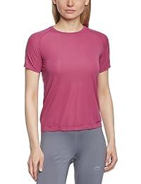 Nike T-shirt à manches courtes Gamut pour femme Rose