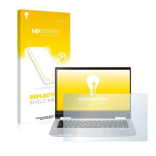 upscreen Entspiegelungs-Schutzfolie kompatibel mit Lenovo Yoga 710 14.0 - Anti-Reflex Displayschutz-Folie Matt