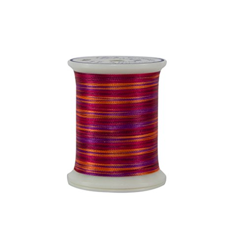 Superior Threads 11001-814 Rainbows Gypsy Polyestergarn, 40 W, 500 m Gypsy Thread