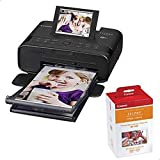 canon selphy cp1300 wireless photo printer with bundle paper and ink108 sheets