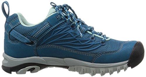 Keen Saltzman Wp, Scarpe da Escursionismo Donna, INK Blue/Eggshell, Taglia Unica Blau (Ink Blue/Eggshell)