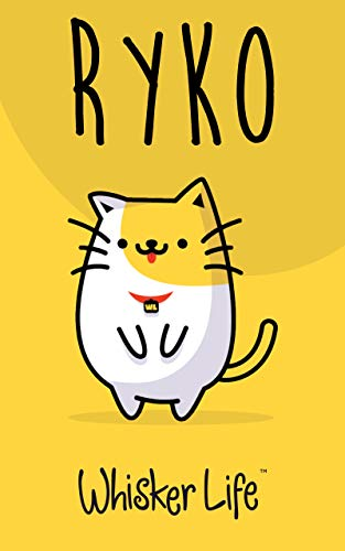 RYKO: A Cats Journey To Finding His Purpose And Discovering Whisker Life (English Edition)