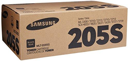 Samsung Toner Standard Kapazität-Schwarz MLT-D205S -