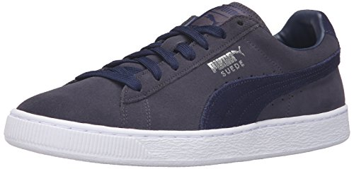 Puma Classic Wedge L, Zapatos De Gimnasia Periscope / Peacoat Para Hombres