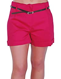 Amazon.co.uk: Pink - Shorts / Women: Clothing
