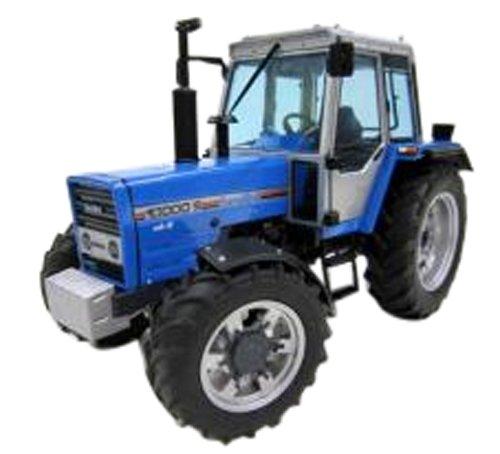 Weise-Toys Kohl 10000(1986-1990) Traktor (Traktor Landini)