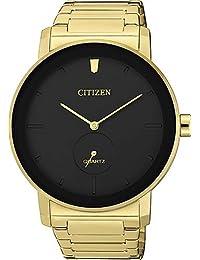Citizen Analog Black Dial Men's Watch-BE9182-57E