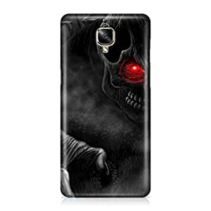 Hamee Designer Printed Hard Back Case Cover for HTC Desire 620 620G Dual sim Design 5989