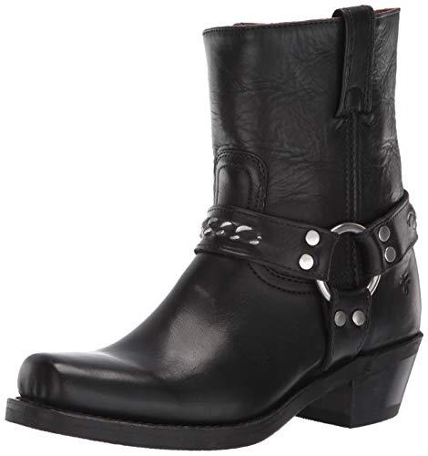 FRYE Damen Harness Chain 8r, Gurtzeug, Kette, schwarz, 40 EU 8r-boot
