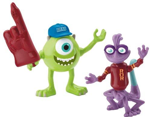Monster AG Mike und Randy Figuren - Imaginext Fisher Price - Monster University