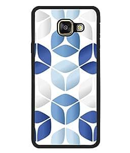 Digiarts Designer Back Case Cover for Samsung Galaxy A3 (6) 2016, Samsung Galaxy A3 2016 Duos, Samsung Galaxy A3 2016 A310F A310M A310Y, Samsung Galaxy A3 A310 2016 Edition (Zig Zag Cirlce Rectangle Square)