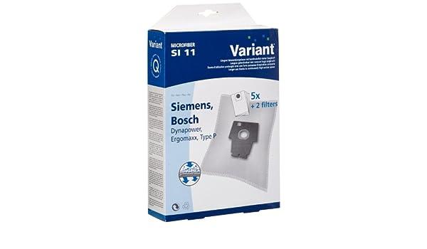 /Sacchetti Sacchetti per aspirapolvere micro filtro per Siemens Bosch 4/x Variant SI11/