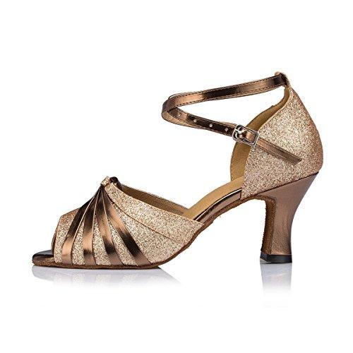 Miyoopark , Salle de bal femme Gold-7cm Heel