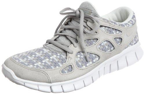 Nike Free Run Run+ 2 WVN Woven Laufschuhe verschiedene Farben, Farbe:hellgrau RUN 2;Schuhgröße:EUR 46