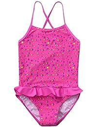 Poachers Ropa baño Niñas bebé Verano 5-12años una Pieza tación Playa Conjuntos Bikinis Cómodo