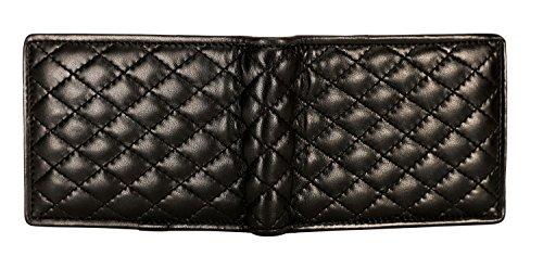 LOUIS STITCH Men's Top Grain Leather Wallet (KR)