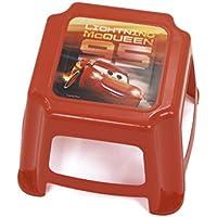Preisvergleich für Arditex Tritthocker für Kinder Rutschfest unter Lizenz Cars 3Maße: 27x 27x 21cm, Kunststoff, 27x 21x 27cm