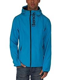 Bench chaqueta softshell para hombre Fliker, otoño/invierno, hombre, color Azul - azul, tamaño M
