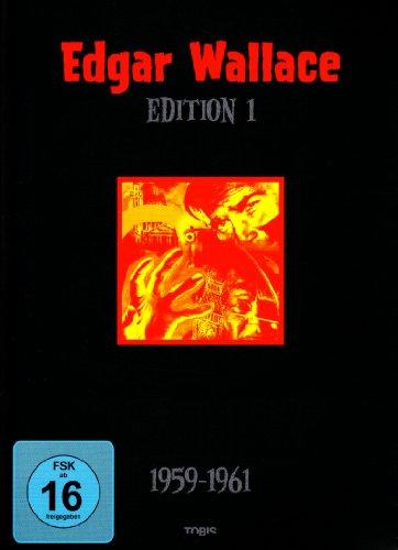 Edgar Wallace Edition 01 (4 DVDs) (Horror Dvd Box-sets)