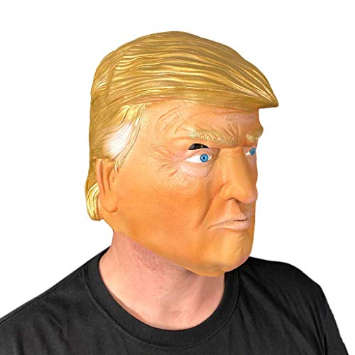 Donald Trump Maske - Rubber Johnnies TM Donald Trump Latex