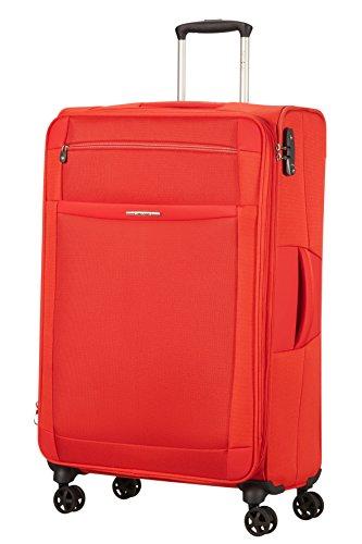 SAMSONITE Dynamo Spinner 78/29 Expandable Koffer, 78 cm, 91.5 L, Tangerine Red (Samsonite Spinner 29)