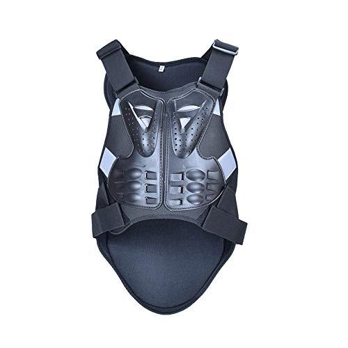 TZTED Snowboard Schutzkleidung Motorrad Damen Herren Rückenprotektor zum Umschnallen Rollschuhlaufen Rückenprotektor für Ski,M