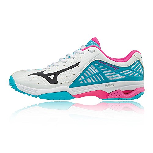 Mizuno Wave Exceed 2 Women\'S Women\'S All Court Zapatilla de Tenis - SS18-38.5