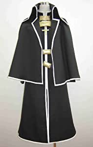 Dream-Coser Small Size TRINITY BLOOD TRINITY BLOOD Priest Cosplay CostumeWS72Small