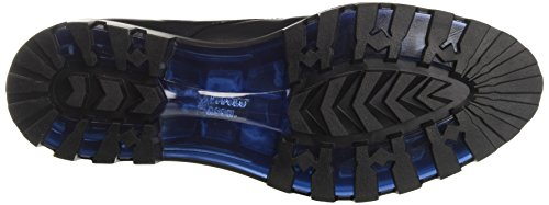 U.S.POLO ASSN. Damen Sue Derby-Schuhe Nero (Black/Blue)