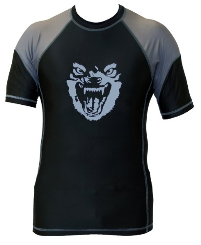 okami-fight-gear-defender-rash-guard-a-maniche-corte-taglia-xl-colore-nero-grigio