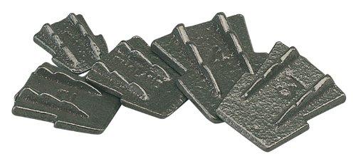 Preisvergleich Produktbild Hammerkeile, 5Stück, jeweils einer von Nr. 1, 3 und 4und zwei der Nr. 2