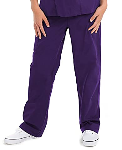 NCD Medical Scrub Pantalons Violet Taille XS