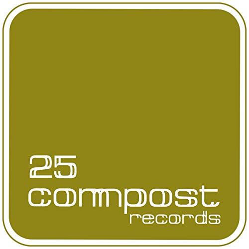 Preisvergleich Produktbild 25 Compost Records (10x12'' Box-Set) [Vinyl LP]