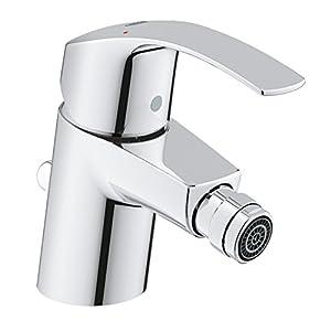 Grohe Start – Eco Grifo de lavabo monomando Ref. 23264000 + Grohe Start – Eco Grifo de bidé monomando Ref. 23266000