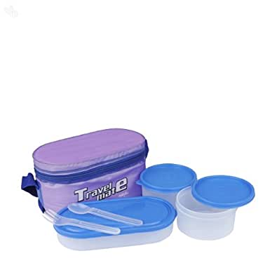 Milton Lunch Box With Pouch