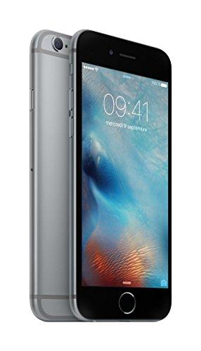Apple iPhone 6s Smartphone (11,9 cm (4,7 Zoll) Display, 16GB interner Speicher, IOS) grey - 4