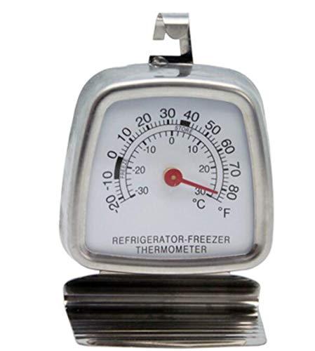 Higrometro Digital Termometro Higrometro Digital Relojes Jardin Hogar Refrigerador Hogar Médico Congelador...
