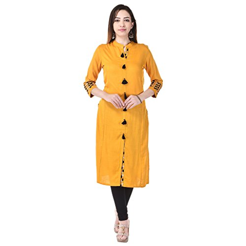 Kurti for summers , latest design casual and party wear kurti ,...